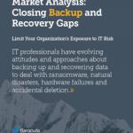 Barracuda ziet te weinig backups van SaaS data