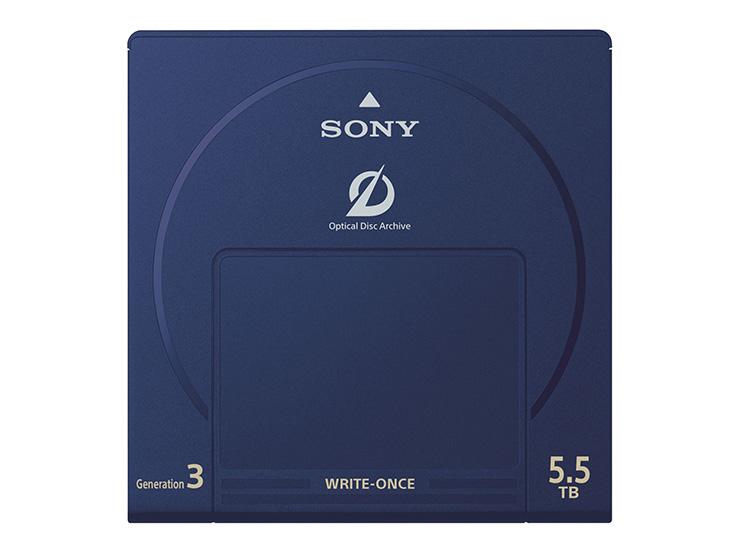 Sony optical disc