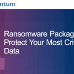 Tape tegen ransomware