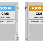 Kioxia SSD's: bedrijf claimt primeur met enterprise en datacenter PCIe 4.0 storage