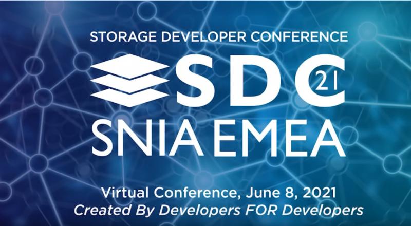 SDC Emea 5G edge storage